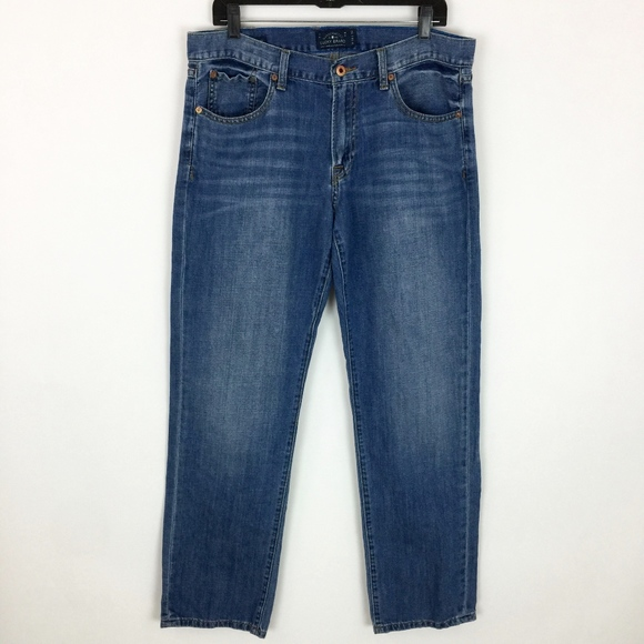 Lucky Brand Other - Lucky Brand Jeans 34x32 221 Straight Linen Soft
